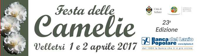 Velletri: La Festa delle Camelie