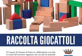Al via una raccolta di giocattoli per la nuova ludoteca di Genzano