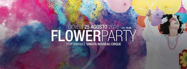 Flower Party 2016