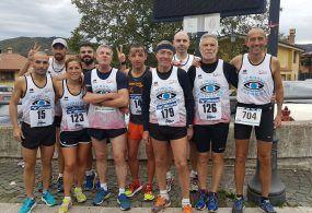 I Top Runners Castelli Romani in ottima forma su più fronti