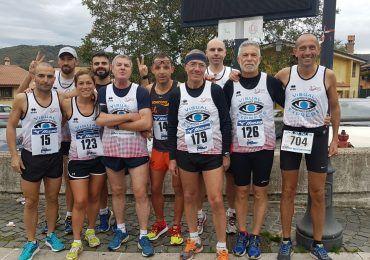 top runners castelli romani maratonina