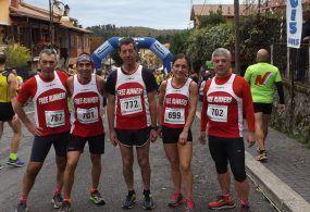 Continuano le soddisfazioni per i Free Runners con tante nuove gare ad ottobre