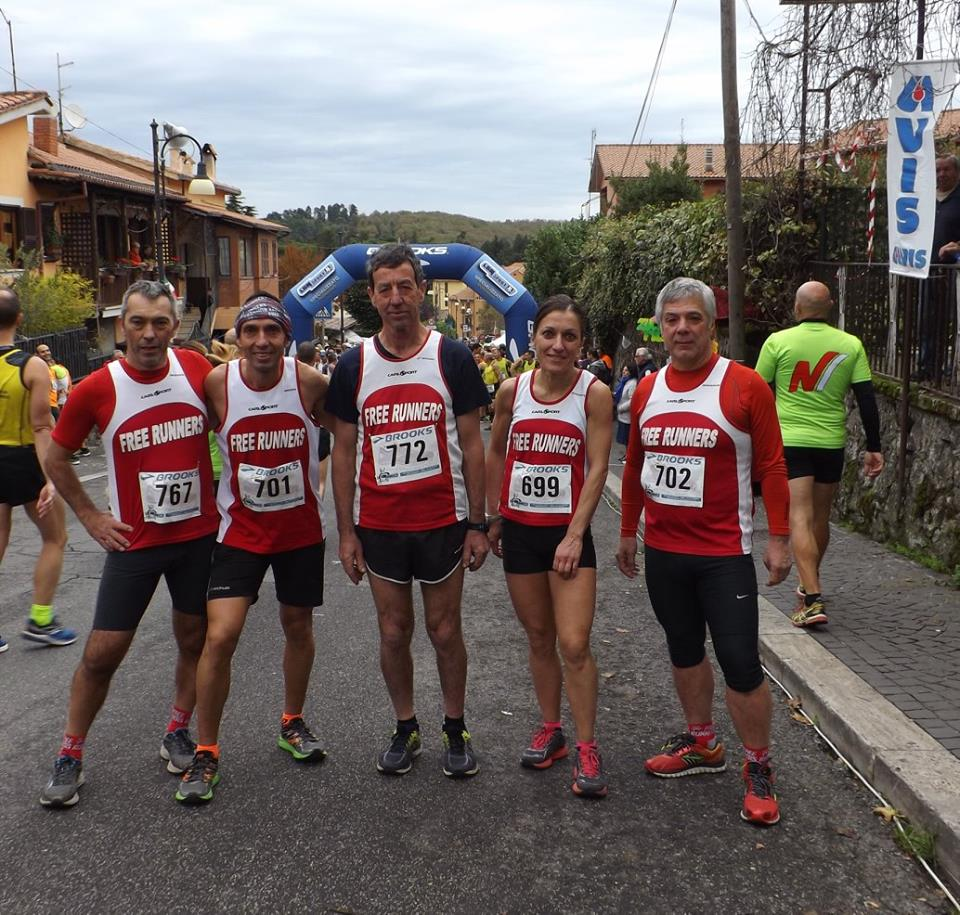 free runners ottobre