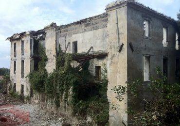 riqualificazione villa gammarelli