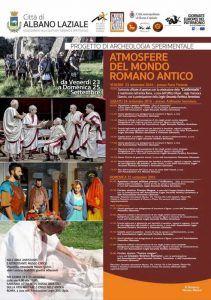 Atmosfere antica Roma