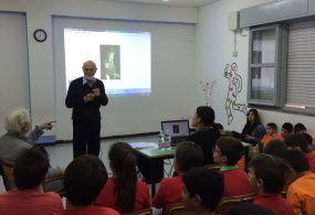 """La Memoria dei """"Giusti"""" all'Istituto Comprensivo Velletri Nord"""