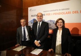 Trenitalia: un nuovo contratto per la Regione Lazio fino al 2020