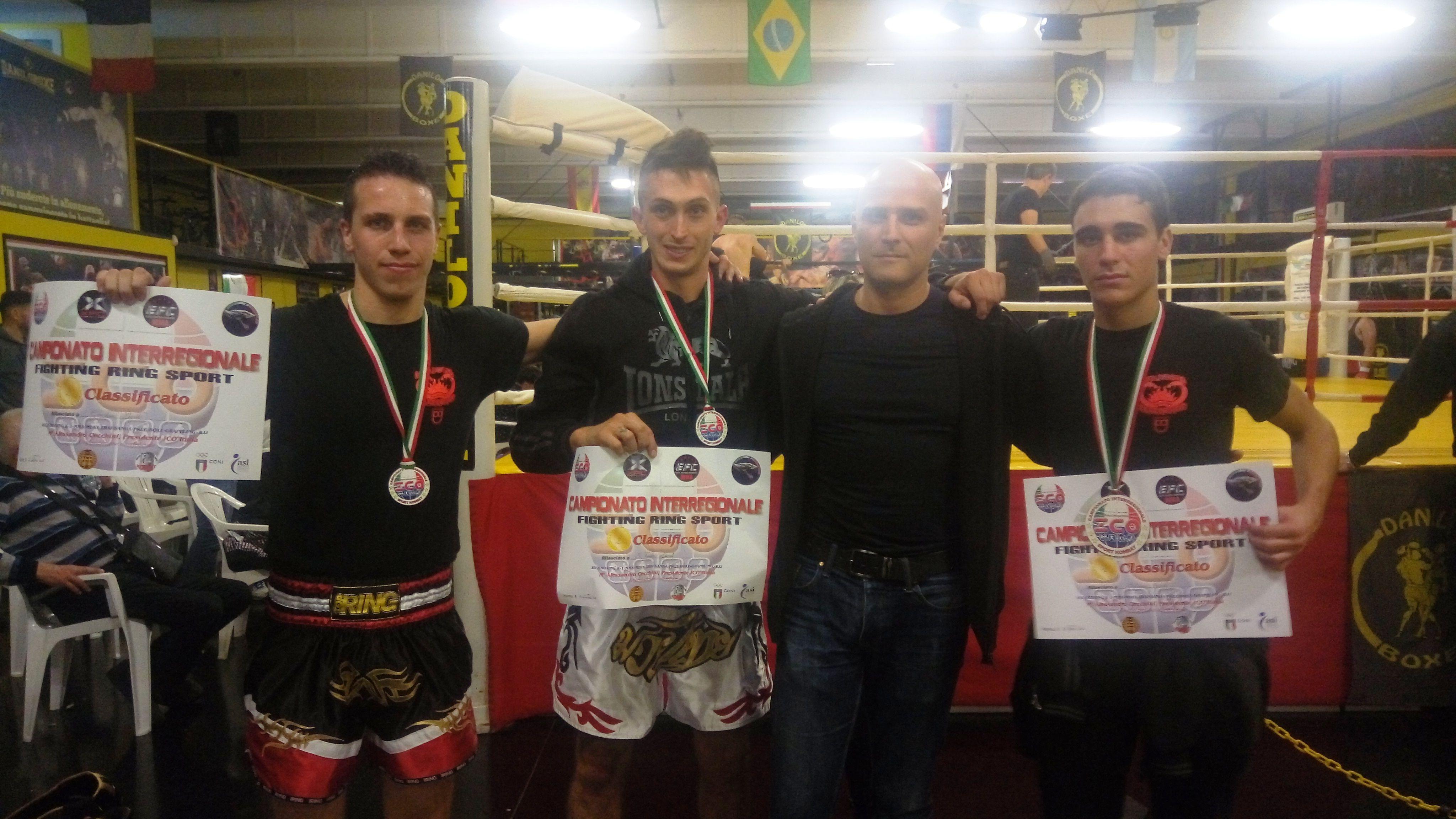 kick boxing albalonga castelli romani albano