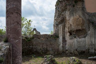 apertura area archeologica di velletri stimmate