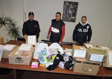 colletta alimentare polizia di albano per i terremotati
