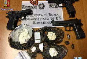 """Frascati – Utilizzava l'abitazione come """"base"""" dello spaccio, arrestato dalla Polizia"""