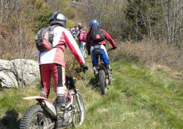 motocross nel parco monte fiore