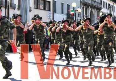 festa delle forze armate 4 novembre