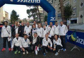 """La Top Runners Castelli Romani alla 17esima edizione di """"Corriamo al Tiburtino"""""""