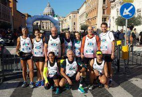Da Aprilia a Gaeta passando per la Capitale: la Top Runners non si ferma!