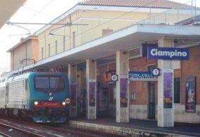 Cade albero sui binari a Ciampino: circolazione ferroviaria in tilt per due ore