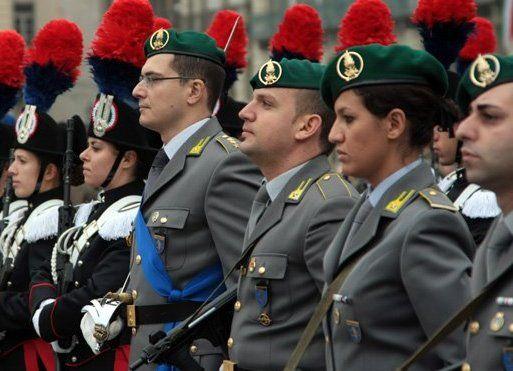 finanza festa delle forze armate