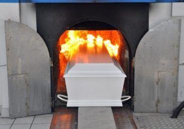 forno crematorio cimitero a Ciampino