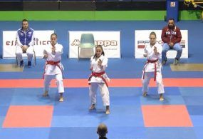 Velletri – Karate, Noemi Nicosanti si riconferma Campionessa Italiana