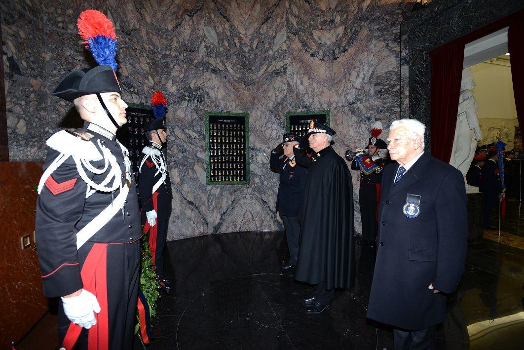 virgo fidelis carabinieri