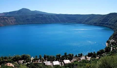 lago albano salute dermatite allerta
