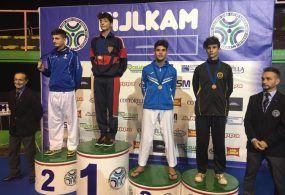 Toukon Karate, bronzo agli italiani con Francesco Leoni