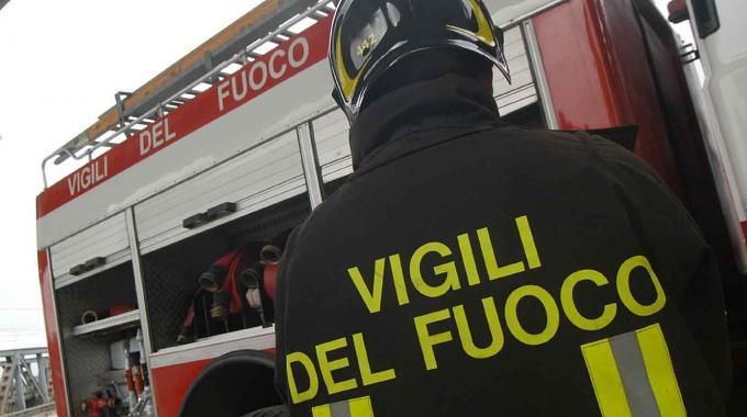 Esplosione alla stazione di Velletri