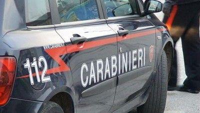 carabinieri roma scippo