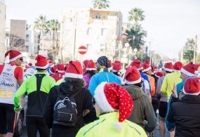 """After Christmas we run"": Centinaia di podisti per la Valentina Onlus"