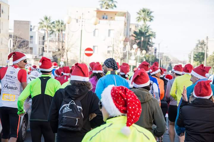 after christmas run valentina onlus