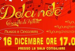 """""""Dolci Note"""", attesa a Ciampino per il concerto di Natale in programma domani pomeriggio"""