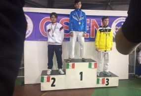 """Velletri – Con il Lazio Cup """"va in scena"""" il karate di qualità alla polivalente"""