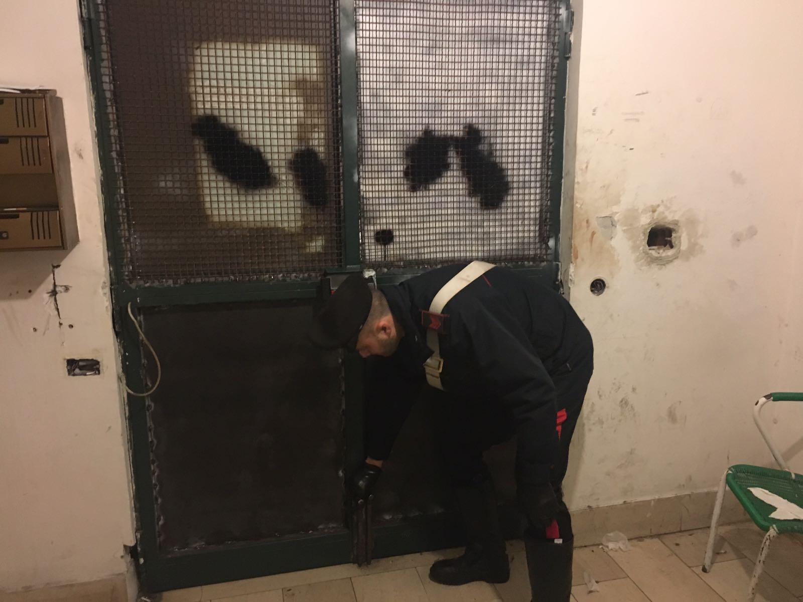 carabinieri frascati