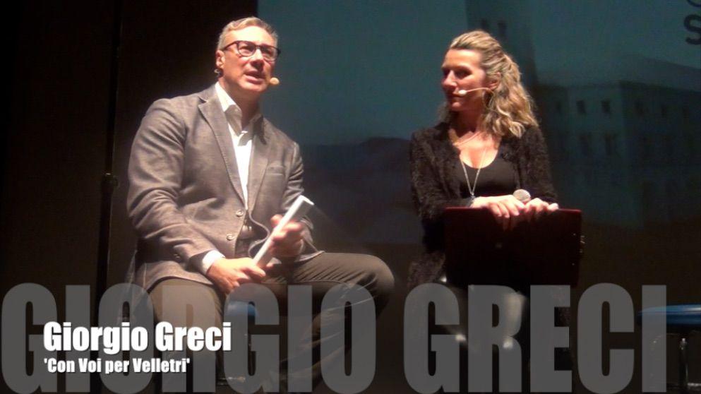 giorgio greci sindaco velletri