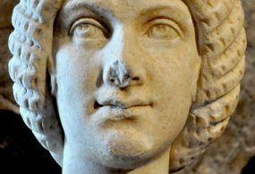 I Carabinieri in Olanda per recuperare la testa marmorea dell'imperatrice Giulia Domna