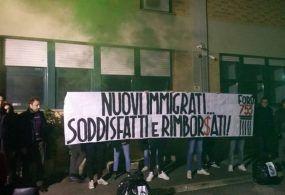 Roma, blitz in sede CRI Monteverde contro business immigrazione