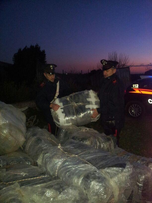 deposito droga artena carabinieri