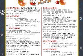 Natale: tutti gli eventi in programma durante le festività a Lariano