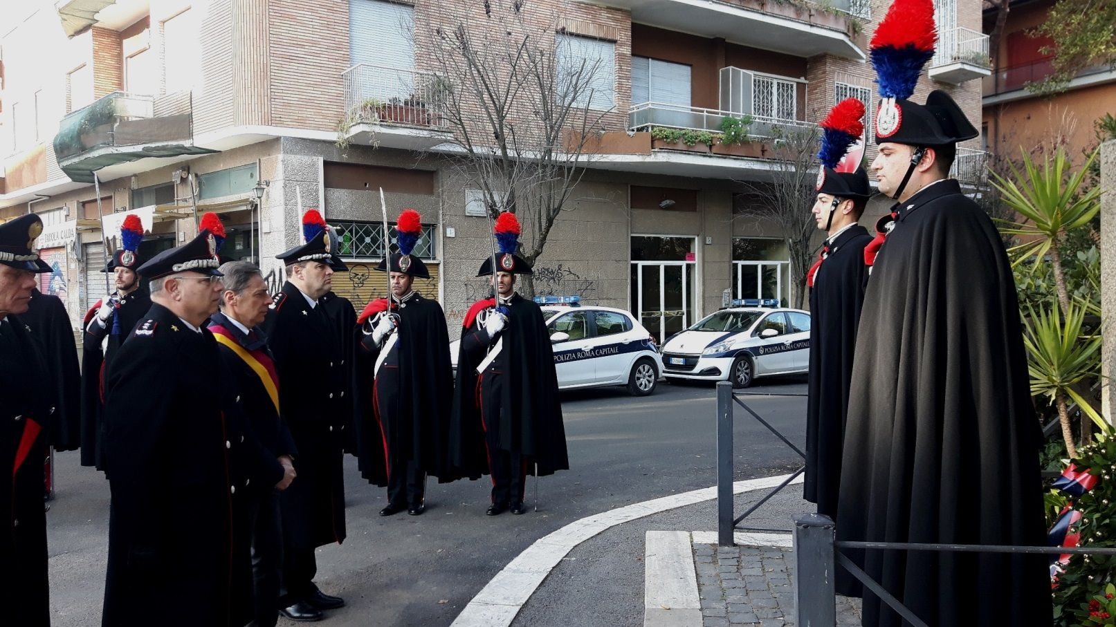 cerimonia carabinieri