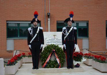 romano radici carabinieri commemorazione