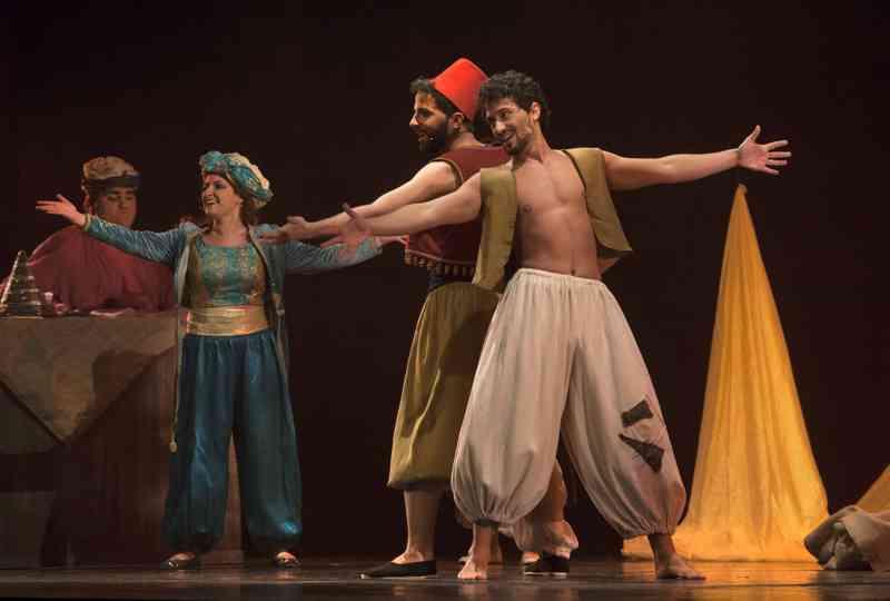 Aladin al familyshow festival