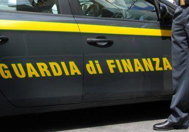 guardia di finanza retata roma