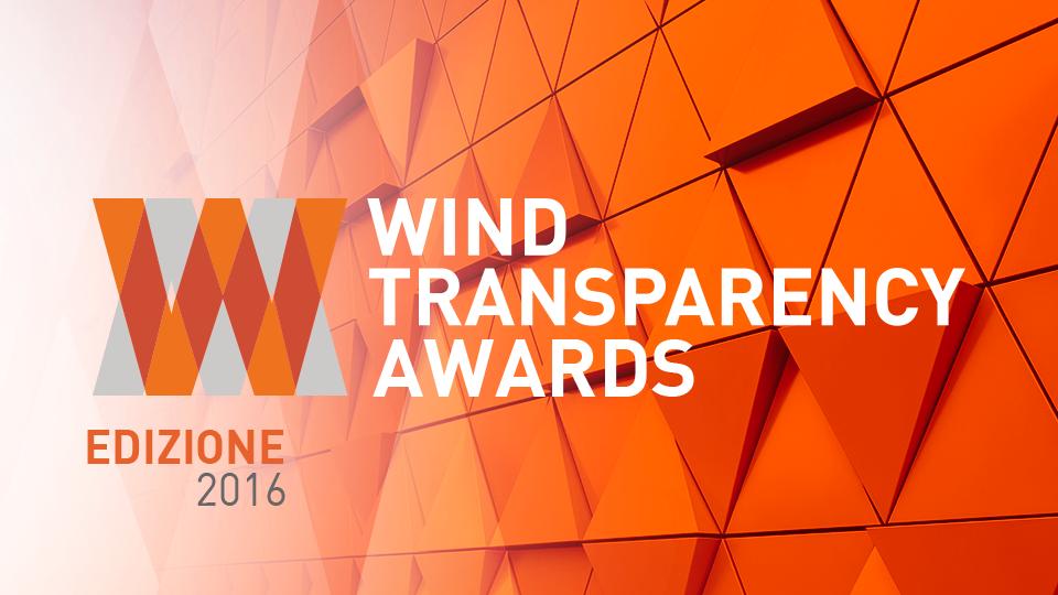 wind transparency award albano finalista
