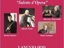 Lezione-concerto con Paolo Pollastri, Enrico Sartori e Manlio Pinto a Lanuvio