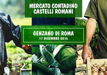 mercato contadino castelli romani genzano