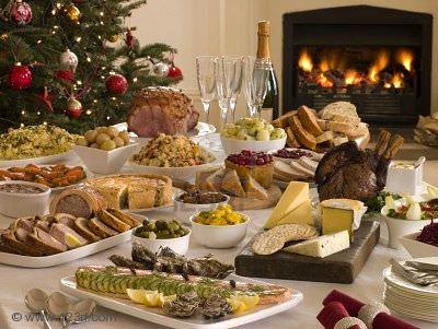tradizioni lazio pranzo di Natale