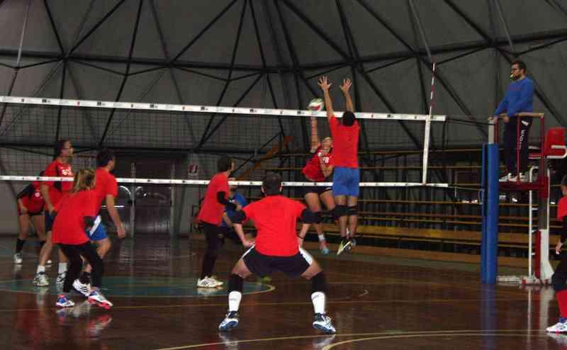 Rosavolley: vittoria U18
