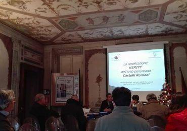 Castelli Romani - Herity, Parco e Comuni, primo incontro tecnico