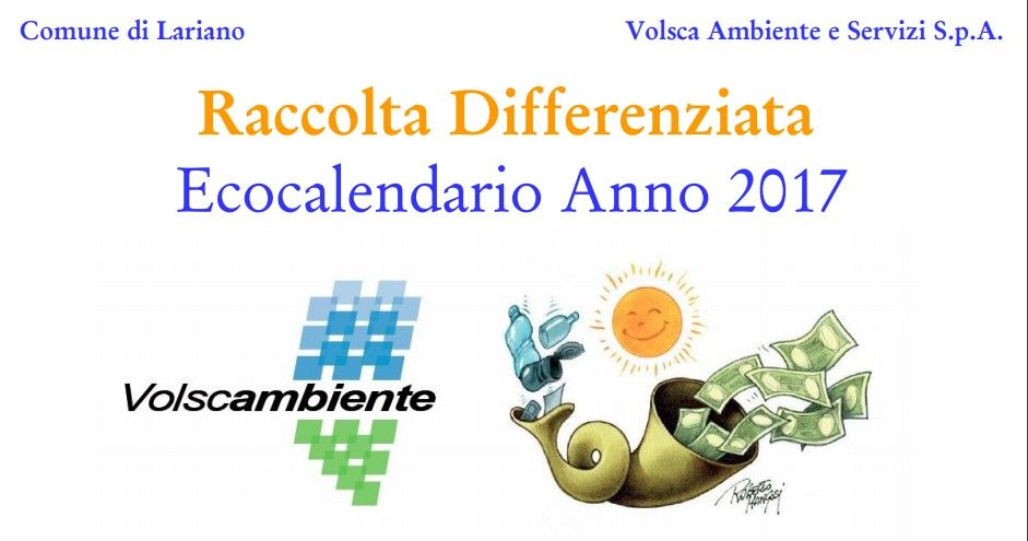 eco calendario lariano