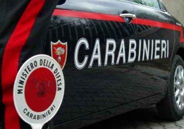 carabinieri roma edicola inseguimento